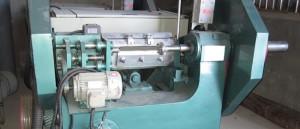 doulbe segment rotary cutting machine