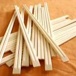Wooden Chopsticks Making Machine