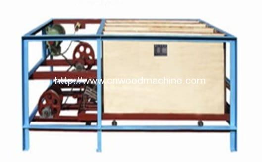 Bamboo Polishing Machine