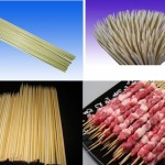 Round Wood Skewer Production Line
