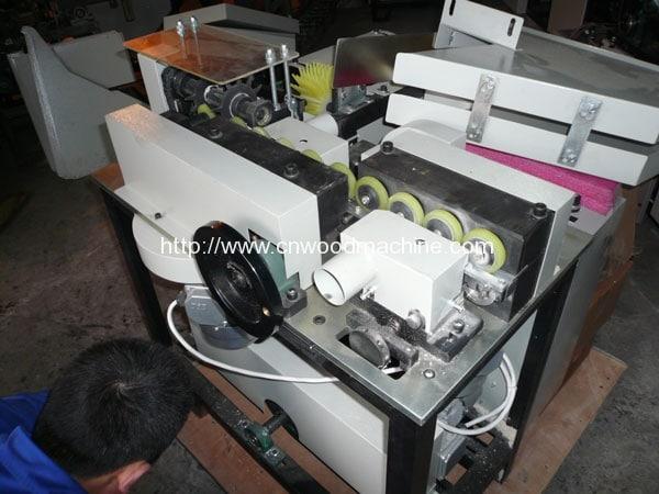 Wooden-Tongue-Depressor-Chamfering-Machine