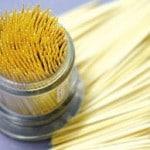 Bamboo Toothpick Making Machinery