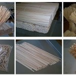 Bamboo Skewer Production line