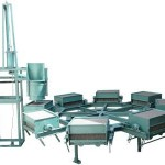 600000 Pieces Per Day Chalk Making Machine