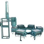 400000 Pieces Per Day Chalk Making Machine