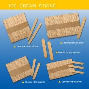 Ice Cream Sticks Product