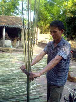 Bamboo innovator creates useful device