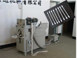 Cotton Swab Making Machine
