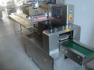 Single Plastic Coffee Stirrers Packing Machine