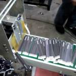 Irregular Plastic Coffee Sticks Packing Machine with Photoelectric Tracking