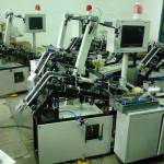 Tongue Depressor Vision Selecting Machine