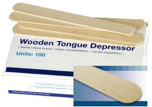 Medical Wooden Spatula Making Machine