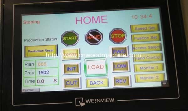 PLC-Touch-Screen-Controll-of-Old-Generation-Ice-Cream-Sticks-Bundling-Machine