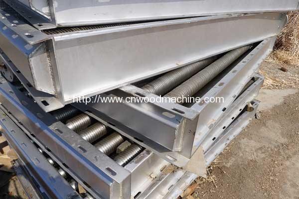 Heat-Exchanger-for-Rotary-Ice-Cream-Sticks-Drying-and-Polishing-Machine-2