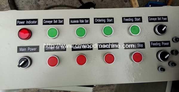 Plastic-Coffee-Stirrer-Ordering-Machine-Control-Panel