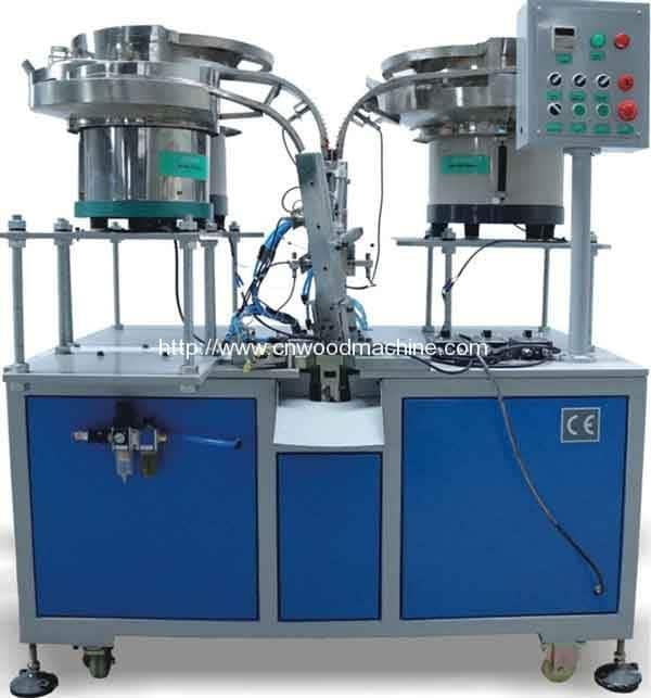 Single-Unit-U-Shape-Clothes-Pin-Assembling-Machine