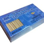 Full Automatic Toothpicks Box Filling Packing Machine
