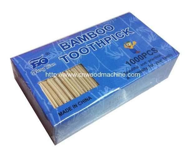 Toothpicks-Box-Forming-Filling-Closing-Machine