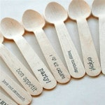 Disposable Wooden Spoon Production Line