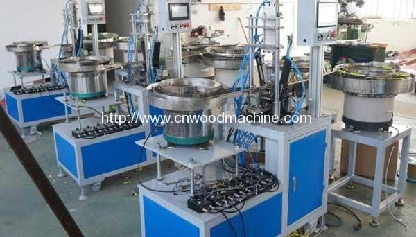 Full-Automatic-U-Shape-Clothespins-Assembling-Machine