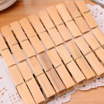 Bamboo Clothespins Production Line