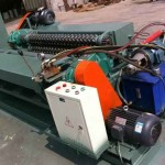 Wood Debarker Rounding Machine