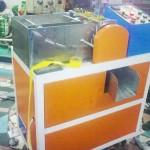 Full Automatic Round Wooden Sticks Branding Machine