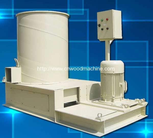 sawdust-gluing-machine