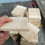 Wooden Clothes Peg Making Process