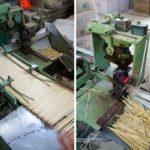 Full Automatic Flag Shape Bamboo Skewer Branding Machine