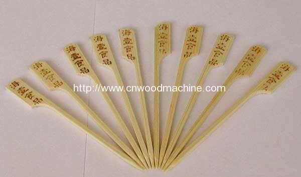 Logo-Branding-Flag-Shape-Bamboo-Skewer
