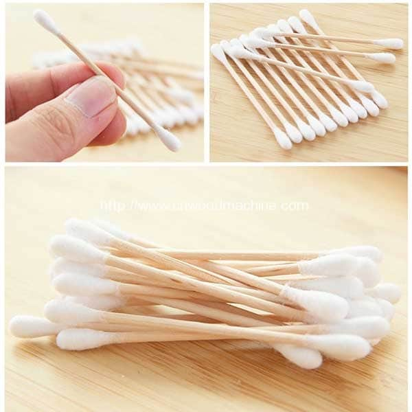 Automatic-Cotton-Swabs-Making-Machine-with-Two-Cotton-Head