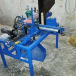 Automatic Cosmetic Brusher Wooden Handle Making Machine
