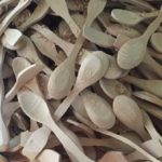 Automatic Wooden Spoon Back Shape Forming Machine