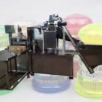Full Automatic Toothpicks Container Filling Packing Machine