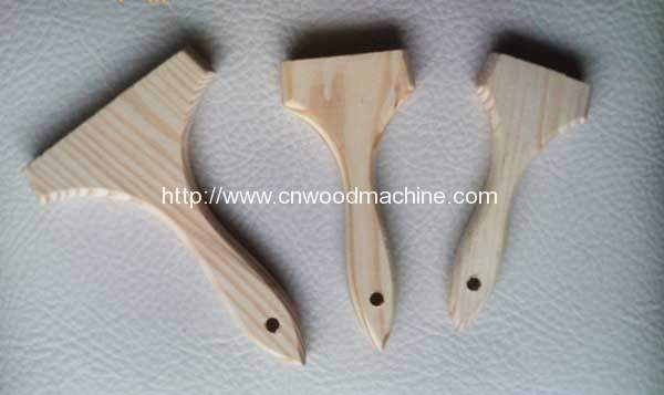 Wooden Brush Handle Making Machine