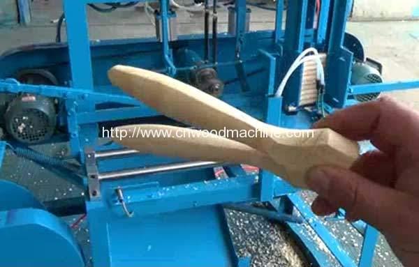 automatic-paint-brush-wooden-handle-shaving-making-machine
