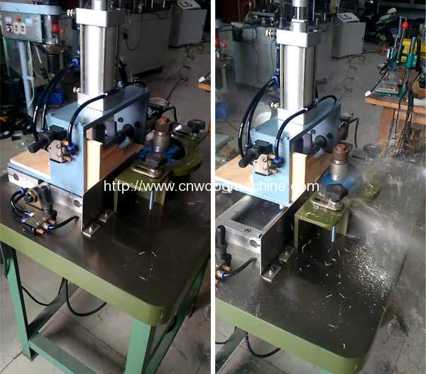 Semi-Automatic Disposable Wooden Forks Teeth Making Machine