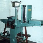 Grooving Wooden Slat Gluing Machine and Pencil Lead Installing Machine