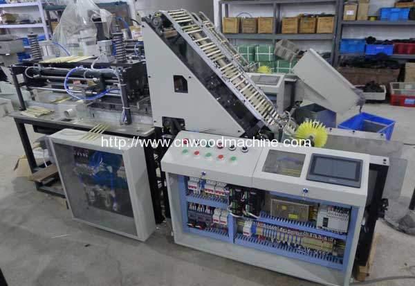 Automatic-Bamboo-Skewer-Stick-Single-Head-Sharping-Making-Machine