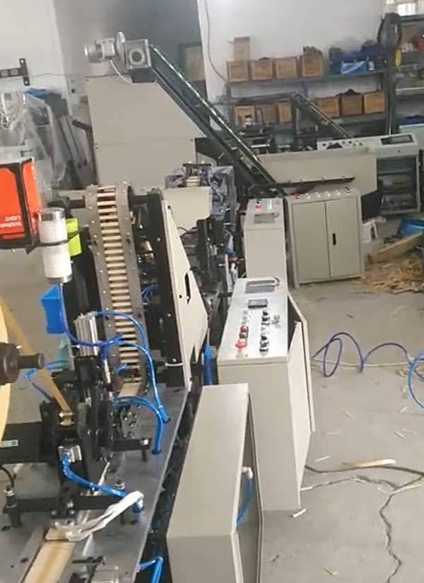 Full-Automatic-Ice-Cream-Stick-Bundling-Machine-with-Auto-Stick-Ordering-Machine