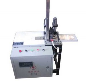 Hopper Feeding Type Wooden Knife Logo Branding Machine