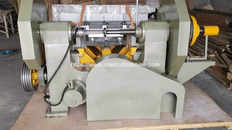 Ice-Cream-Stick-Wooden-Plate-Rotary-Cutting-Machine