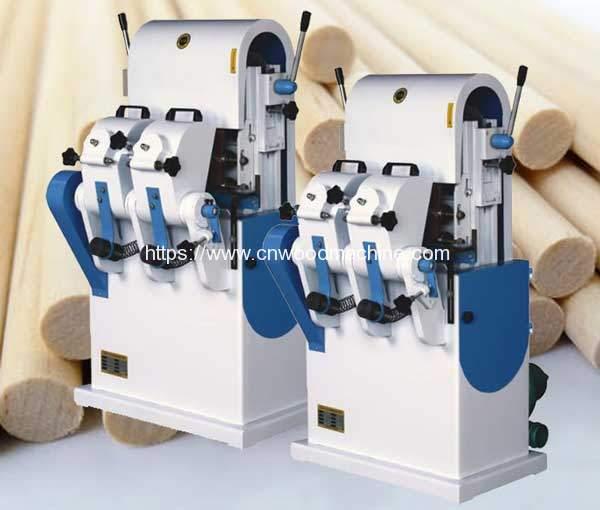 Automatic-Wooden-Round-Stick-Sanding-Machine
