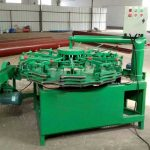Automatic Rotary Type Bamboo Cutlery Sanding Machine