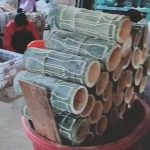 Automatic Bamboo Cultery Separating Machine
