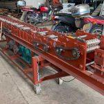 Automatic Wooden Round Stick Straightening Machine