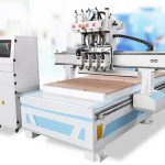 High Speed Wooden Spoon Engraving Making Machine