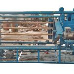 Automatic Wooden Pickaxe Handle Making Machine